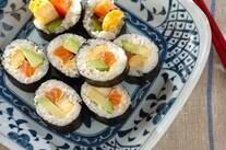 炙り巻き寿司