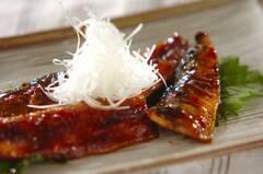 サンマのピリ辛蒲焼き
