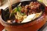 関東風すき焼きの作り方6