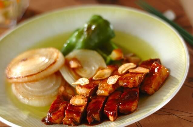 タレにこだわる!「トンテキ」の基本レシピ&アレンジ6品の画像