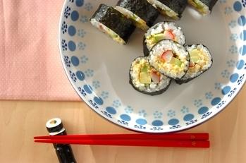 ワサビタルタルの巻き寿司