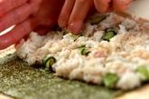鯉のぼり寿司の作り方3