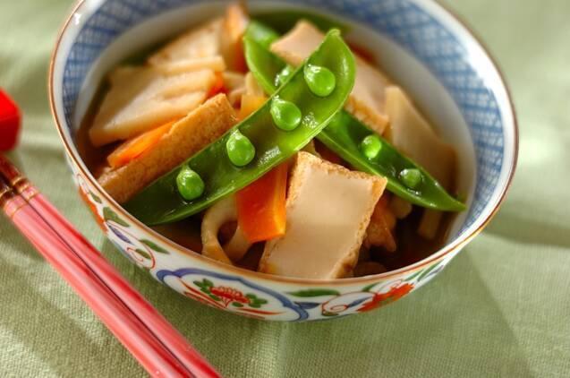 春野菜のさっと煮