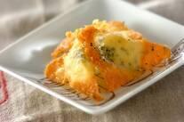 ペッパーチーズのカリカリ揚げ
