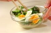 ブロッコリーの卵サラダの作り方2