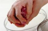 赤カブのジンジャーピクルスの作り方1