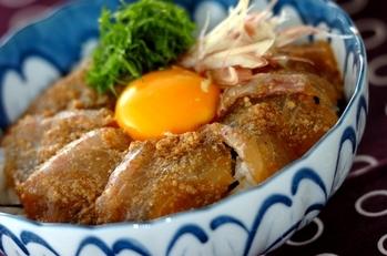 鯛のゴマダレ丼