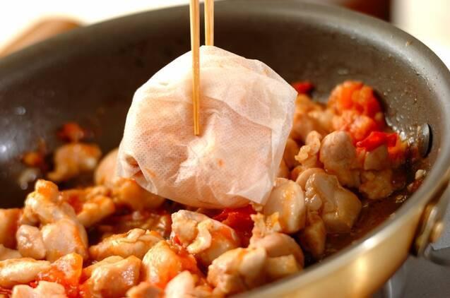 鶏のミークアンの作り方の手順7