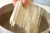 素麺・手づくりつゆの作り方1