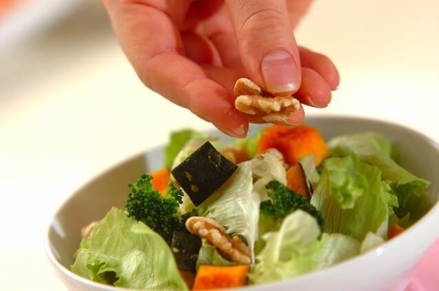 野菜サラダの作り方の手順5