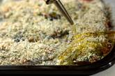 アジのオーブンパン粉焼きの作り方4