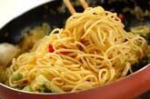 菜園風スパゲティーの作り方7