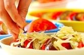 ナス&トマトオーブン焼きの作り方2