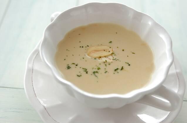 ガーリッククリームスープ