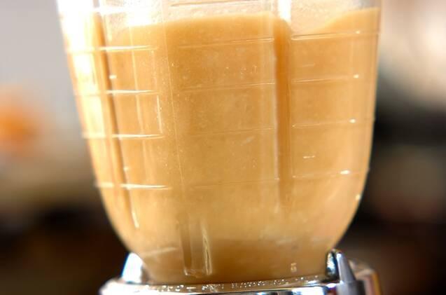 ガーリッククリームスープの作り方の手順4
