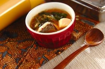 具沢山!チゲ鍋風スープ