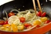 鶏肉のプチトマト煮込みの献立の作り方4