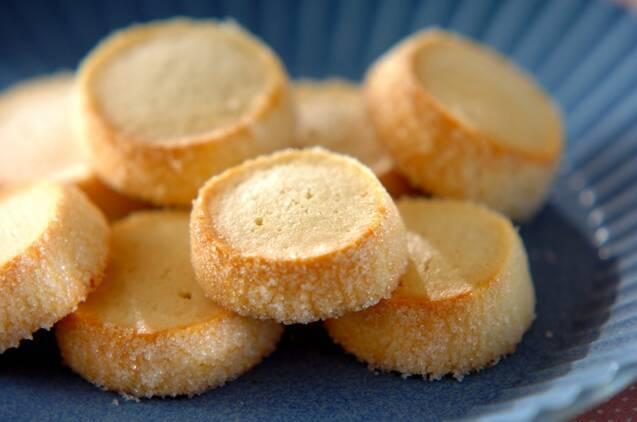 お気に入りが見つかる!アイスボックスクッキーの人気レシピ20選の画像