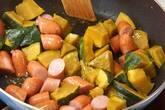 カボチャのチーズ焼きの作り方4