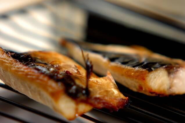 塩サバの焼き物の作り方の手順5