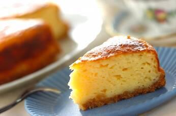 簡単混ぜるだけ!ヨーグルトケーキ