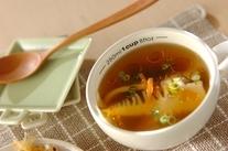 もずくのスープ