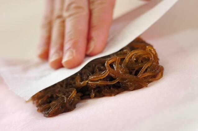 サクサク!もずくのシンプル天ぷらの作り方の手順1