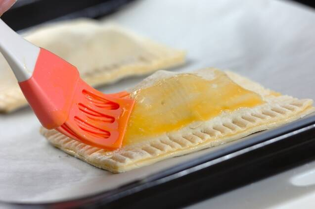栗きんとんパイの作り方の手順5