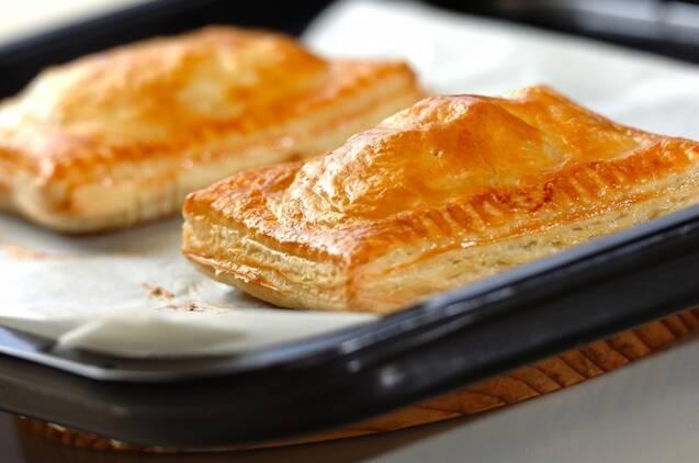 栗きんとんパイの作り方の手順6