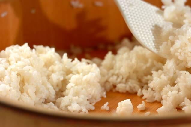 カラフル太巻き寿司の作り方の手順5