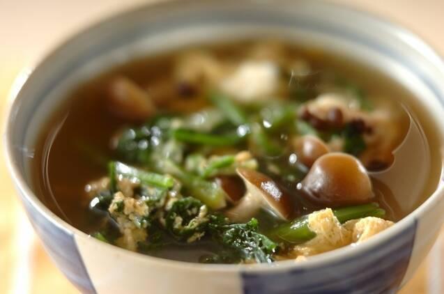 春菊のスープ