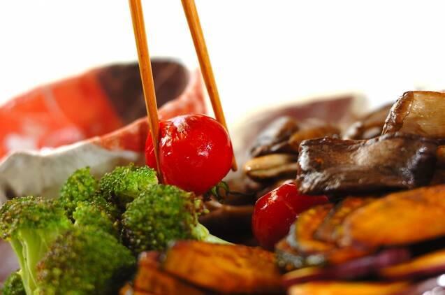 焼き野菜の肉みそディップの作り方の手順5