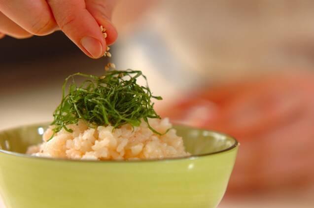 明太子ご飯の作り方の手順4