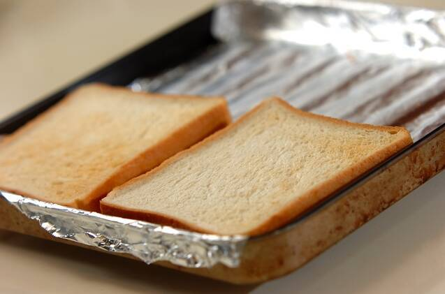 甘辛豚肉の韓国風ボリュームサンドイッチの作り方の手順3
