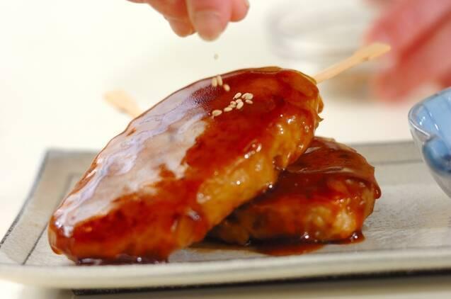 長芋入り鶏つくねの作り方の手順7