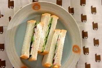 和風サンドイッチ