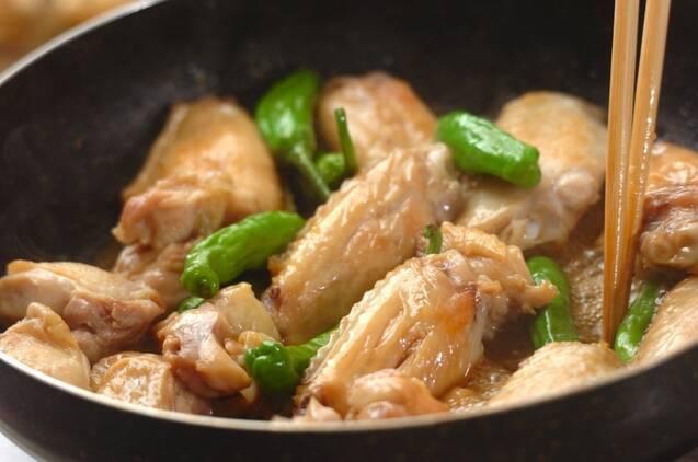 鶏の照り焼きの作り方の手順5