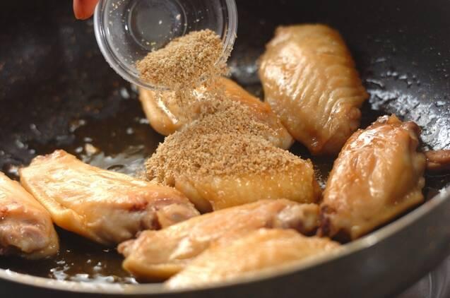 鶏の照り焼きの作り方の手順6
