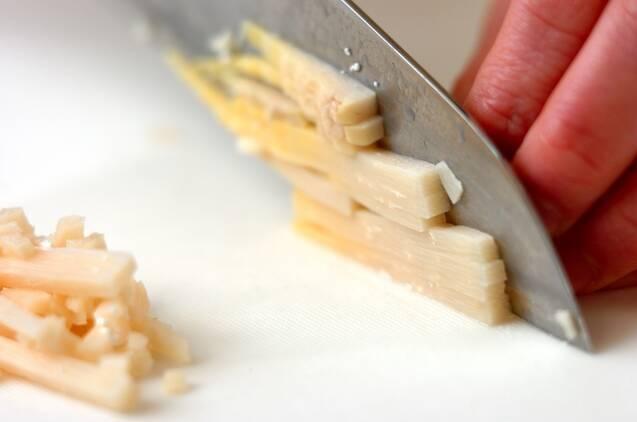 とろとろカニ玉の作り方の手順2