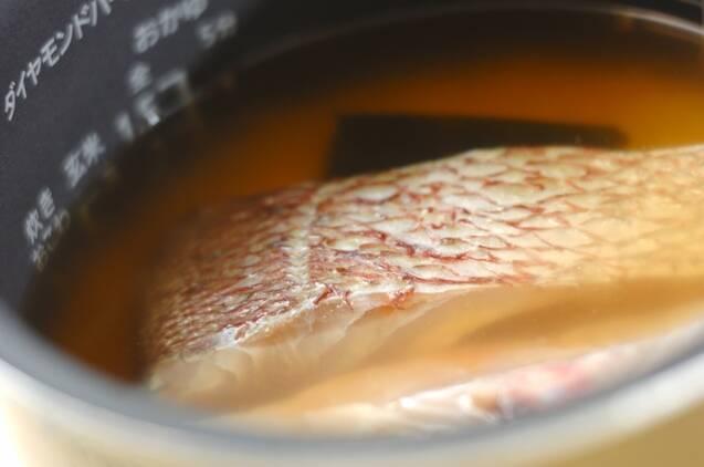 手まり鯛めしの作り方の手順4