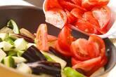 夏野菜炒めの作り方7