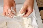 柏餅の作り方2