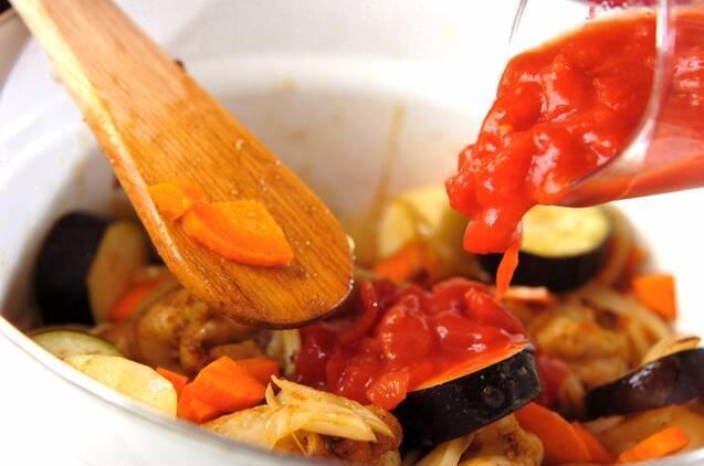 スープカレーの作り方の手順9