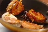 レンコンの豆腐はさみ焼きの作り方4