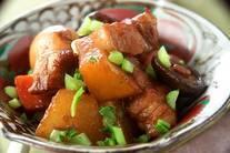 豚バラと大根のコーラ煮
