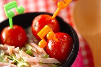 トマトソテー