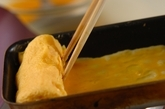 ジューシーだし巻き卵の作り方4