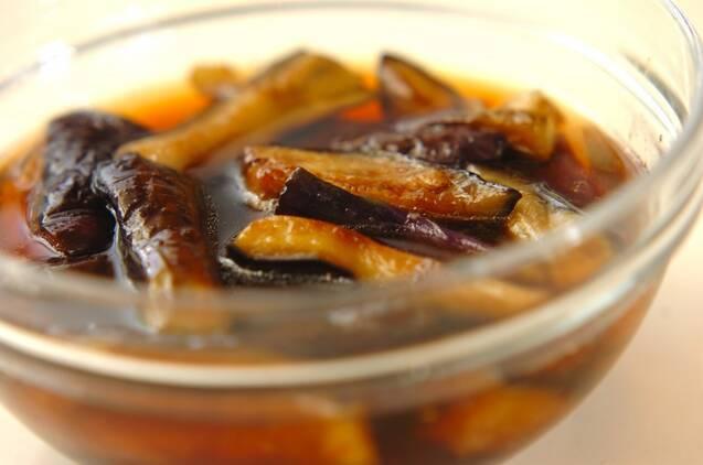 ボリューム満点!豚しゃぶと揚げナスの素麺の作り方の手順3