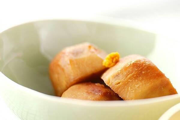 エビ芋のうま煮の作り方の手順4