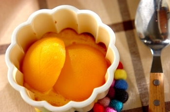 黄桃グラタン